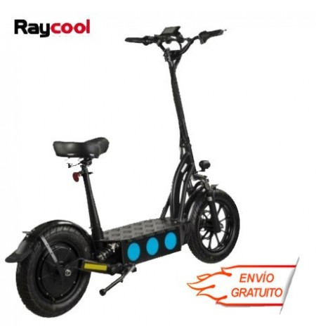 Patinete Raycool Brushless Hub Mod. RENTAL(Reservalo Ya)