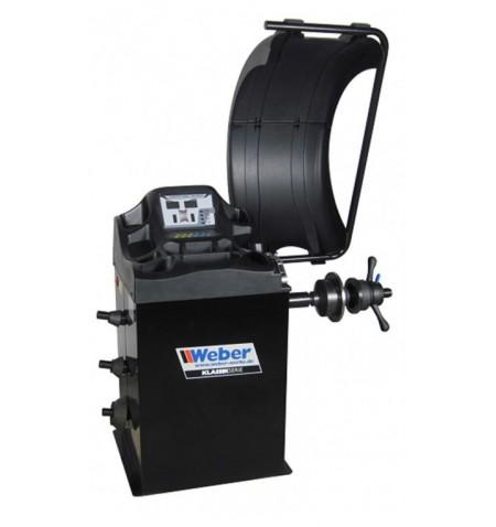 Equilibradora de ruedas coche Weber Semiautomática