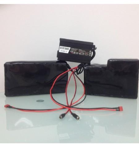 Bateria de litio 36v 12,5Ah
