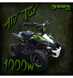 Quad Eléctrico Sherpa Tox 1000w 45 Km/h (RESERVALO YA)