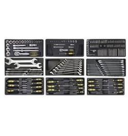Carro de herramientas incluidas 7 cajones