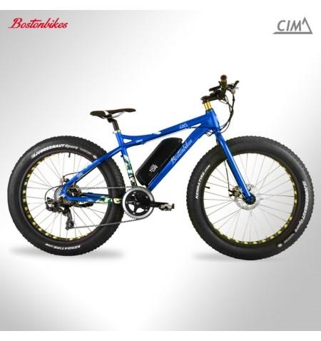 "Bicicleta eléctrica Bostonbikes Cima 26"""