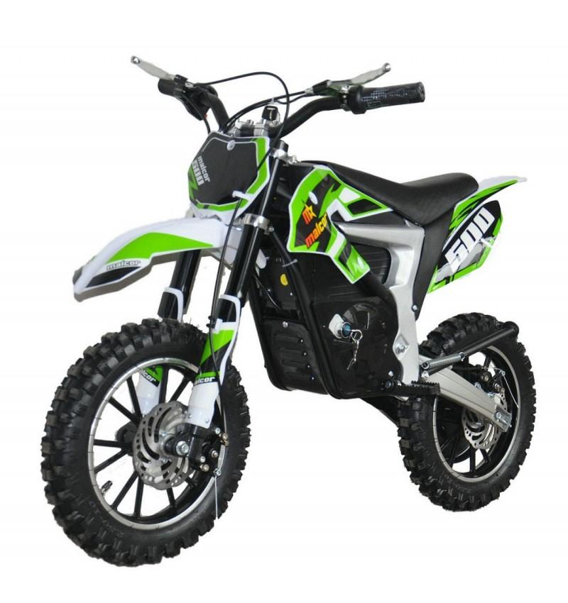 Minimoto electrica XZE 500w