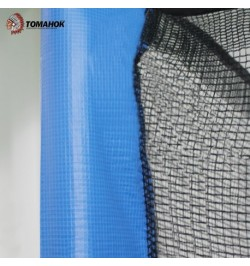 Cama Elástica TomahoK 2.45m (Patentada)