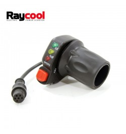 Puño de gas Raycool Brushless