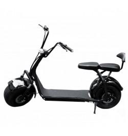 Patinete eléctrico Harley 1000w 2 plazas Litio