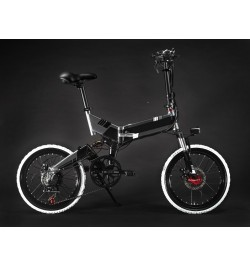 Boston Bikes Electrica Plegable BB Trick-L 20""
