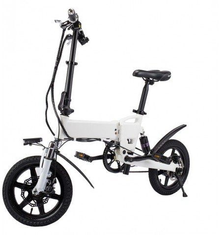 (RESERVAL) Boston Bikes Electrica Plegable BB Trick-S