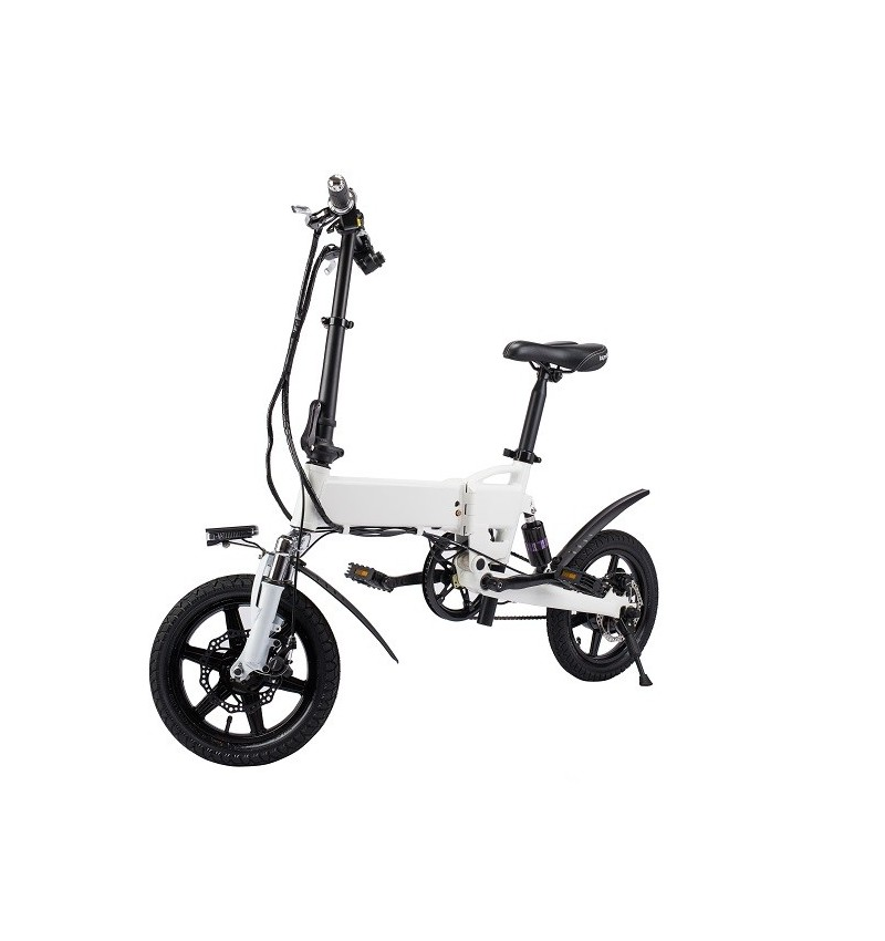 Boston Bikes Electrica Plegable BB Trick-S