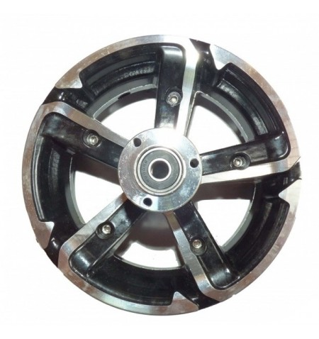 Llanta trasera de aluminio patinete 6'5''