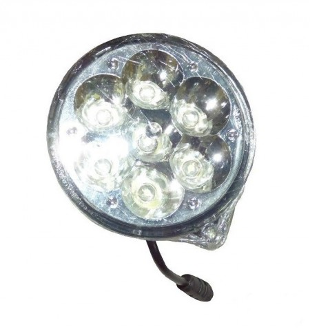 Luz led para patinete electrico 36v