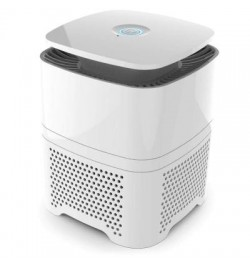 Purificador de aire 4 en 1, eficaz contra patogenos