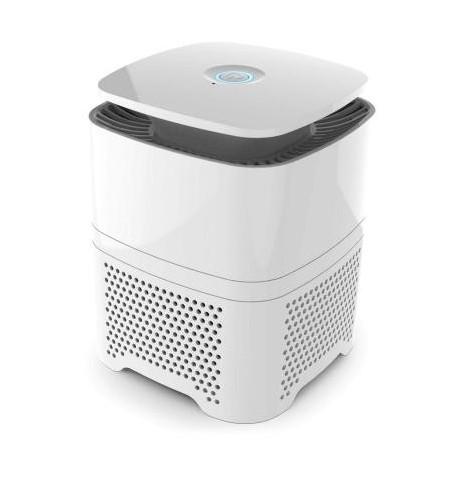 Purificador de aire 4 en 1, eficaz contra patógenos
