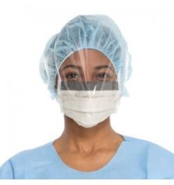Protector Facial Adhesivo Facepro 50 Unid