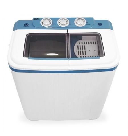 Lavadora portatil centrifugado Ibiza 5.5 kg