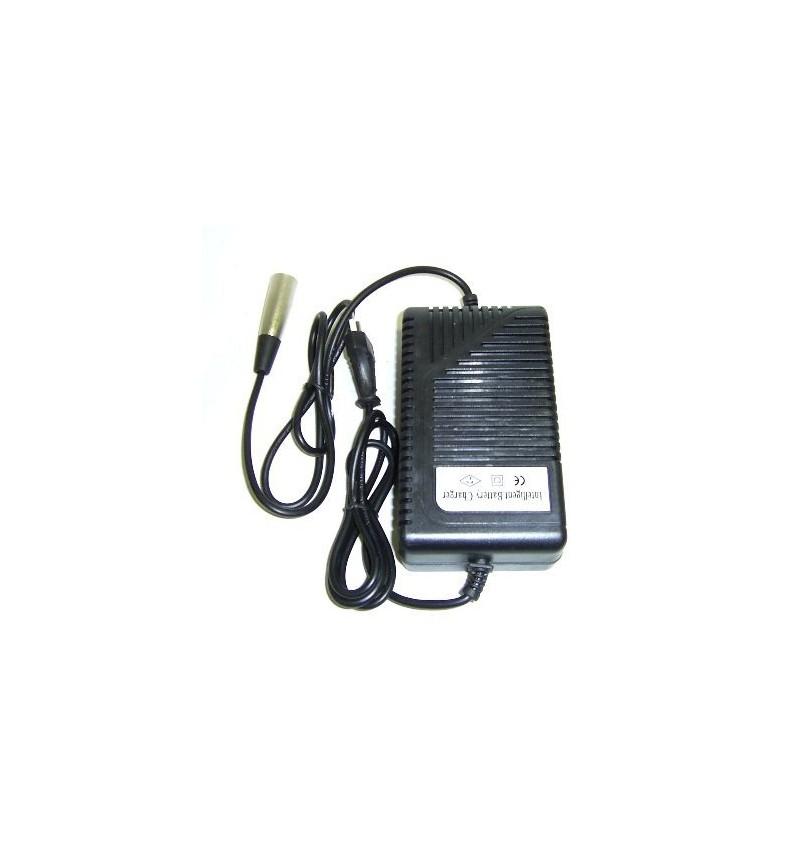 CARGADOR ELECTRICO PATINETES 36V CONECTOR RAYCOOL