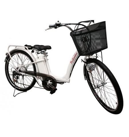 "Bicicleta Eléctrica 26"" Bateria de Litio 250w-Shimano"