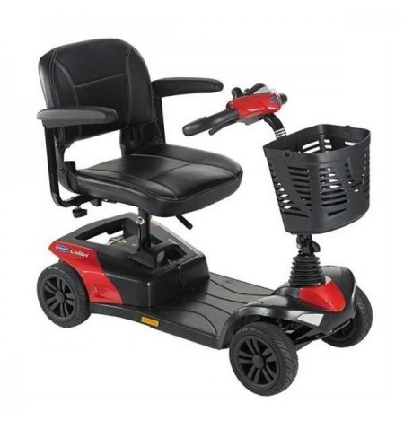 Scooter eléctrico Colibri 18 Ah y 4 ruedas