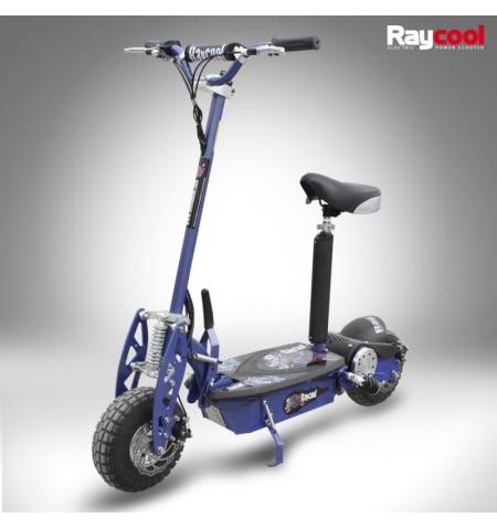 (RESERVA)PATINETE ELECTRICO 1000W CARBON BLUE 36V